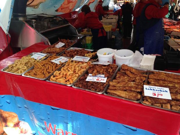 Fischmarkt in Enschede