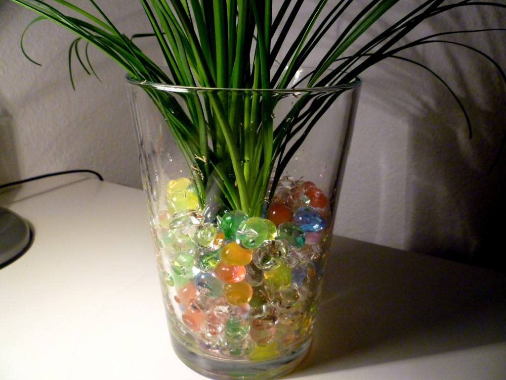 Hydrokristalle für Pflanzen