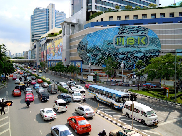 Bangkok Städtereisen