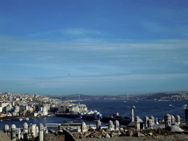 Goldenes Horn & Bosporus