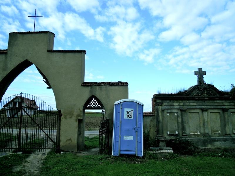 Friedhof Klein Kniegnitz, Ksieginice Male, Schlesien