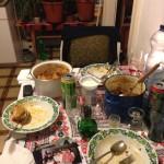 Einladung zum Dinner in Budapest