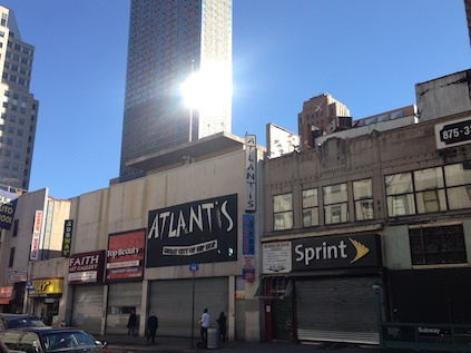 24 Stunden NYC Shopping? Fulton Mall Shops