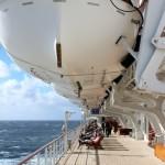 Queen Mary 2: Transatlantikkreuzfahrt New York - Hamburg