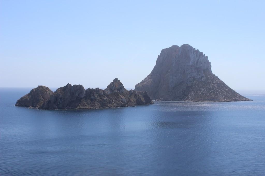 Es Vedra - Geheimnisvolle Felseninsel vor Ibiza