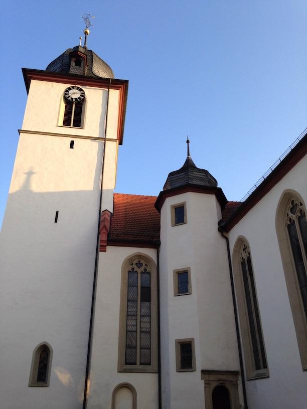 Kirche in Boxberg-Unterschüpf