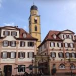 Kurze Stippvisite in Bad Mergentheim