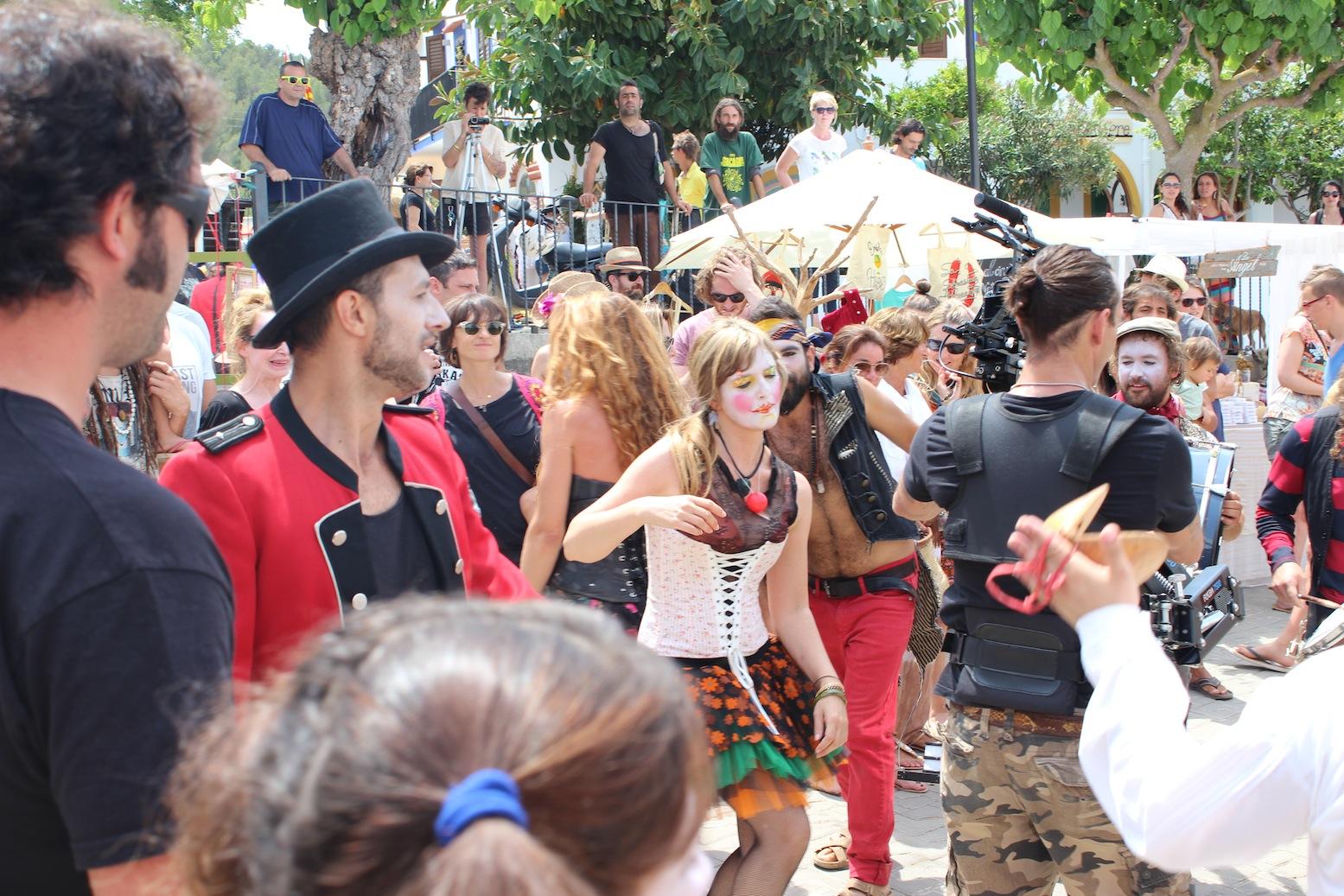 Hippie-Markt Sant Joan