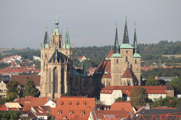 Domberg Erfurt