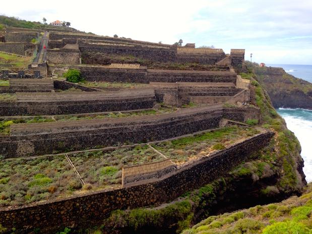 Barranco de la Arena bei Puerto Cruz