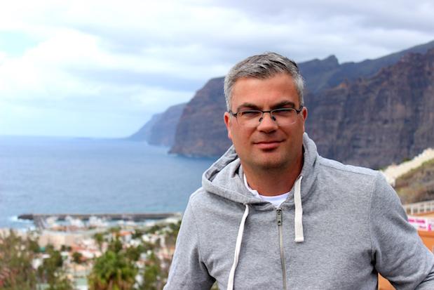 Los Gigantes: Reiseblogger auf Teneriffa