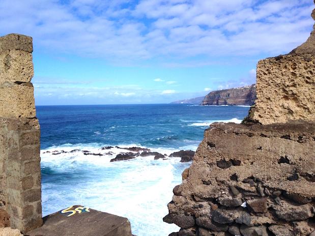 Gayurlaub Teneriffa: Cruising Area in Puerto de la Cruz mit herrlicher Aussicht