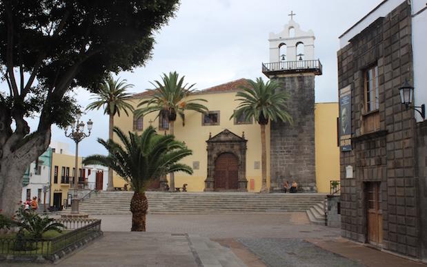Franziskanerkonvent in Garachico
