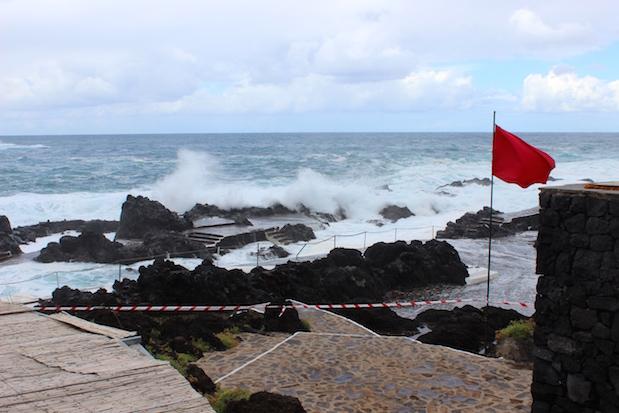 Meerwasserschwimmbad in Garachico, Teneriffa