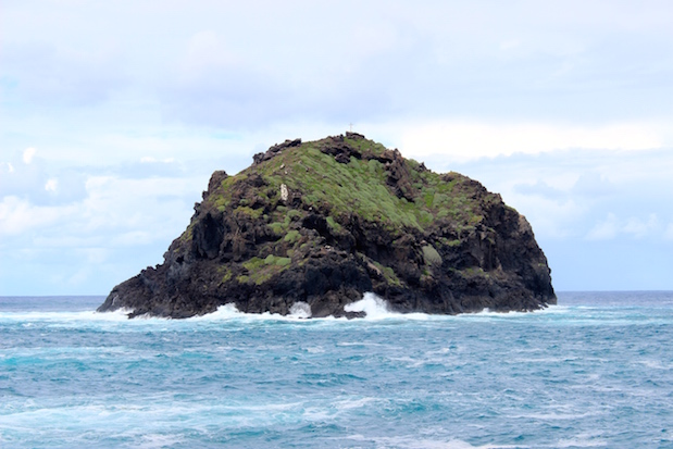 Roque de Garachico auf Teneriffa
