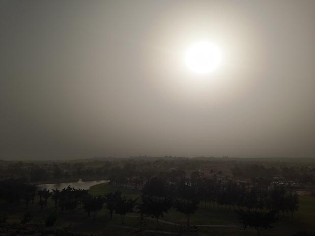 Calima Wüstenwind: Kalima auf den Kanaren