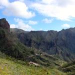 Fahrt zur Masca-Schlucht auf Teneriffa
