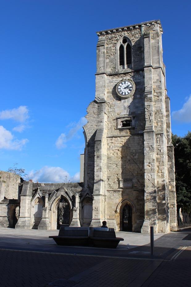 Sehenswürdigkeiten in Southampton: Mittelalterliche Kirche