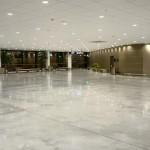 Schlaflos in Schweden: Flughafen Stockholm-Arlanda bei Nacht