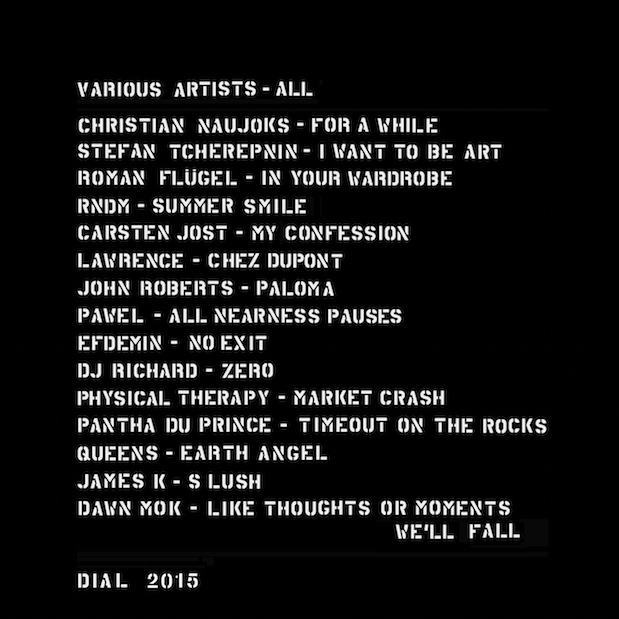 15 Jahre Dial Compilation - All