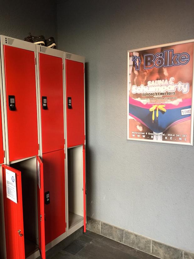 't Bölke in Enschede: Schöne Schwulensauna in den Niederlanden