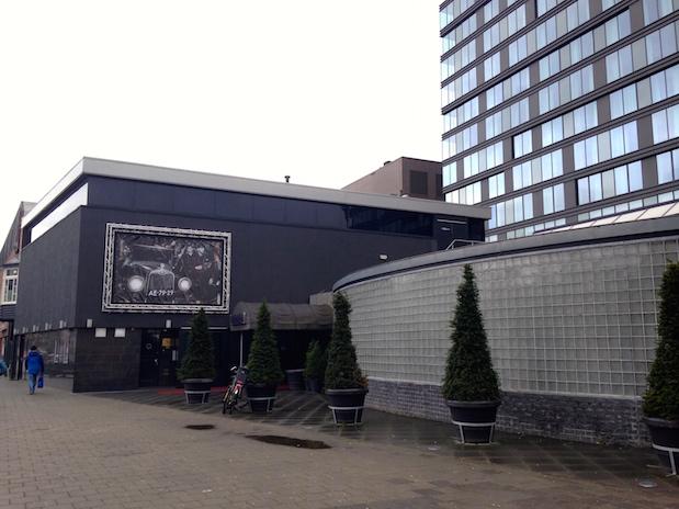 't Bölke Gaysauna in Enschede von außen