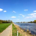 Radtour Weserradweg: Porta Westfalica, Minden & Petershagen