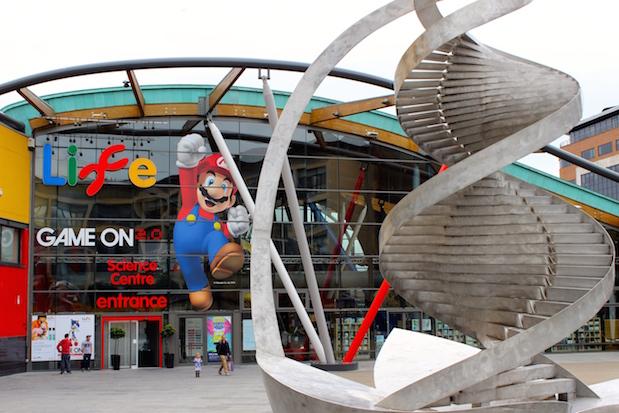 Centre for Life - Zentrum der Wissenschaft in Newcastle