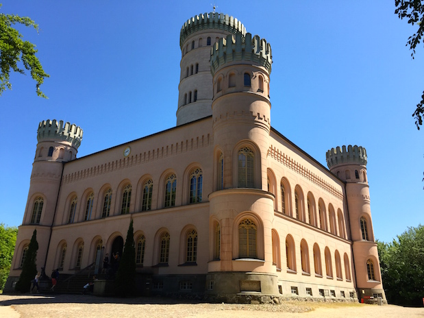 Jagdschloss Granitz auf Rügen