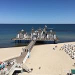 Kurzurlaub auf Rügen: Wochenendurlaub mit Fahrrädern im Ostseebad Göhren