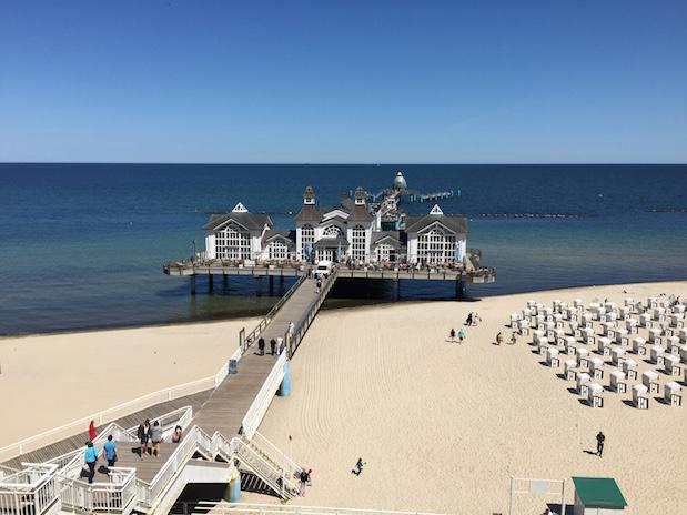 Erholsamer Kurzurlaub auf Rügen