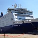 Minikreuzfahrt Amsterdam - Newcastle mit DFDS Seaways