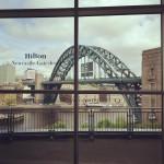 Die Brücken von Newcastle-Gateshead & Bummel über den Quayside Market
