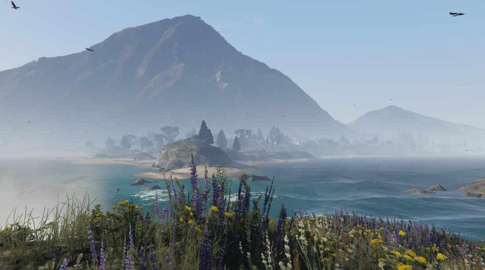 Virtuell verreisen: Ein Tag am Meer in GTA5