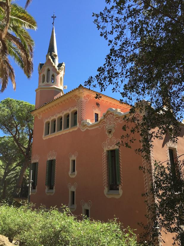Casa-Museu Gaudí: Ein Museum im Park Güell