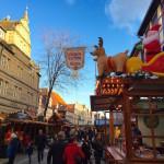 Bummel über den Weihnachtsmarkt in Hameln 2015
