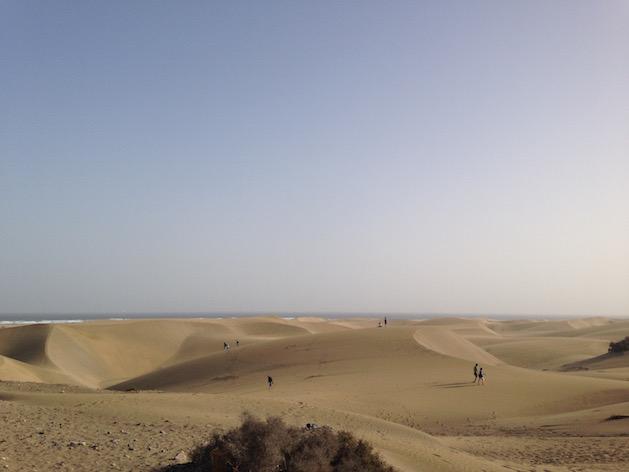 Gay-Cruising-Area: Die Dünen von Maspalomas auf Gran Canaria