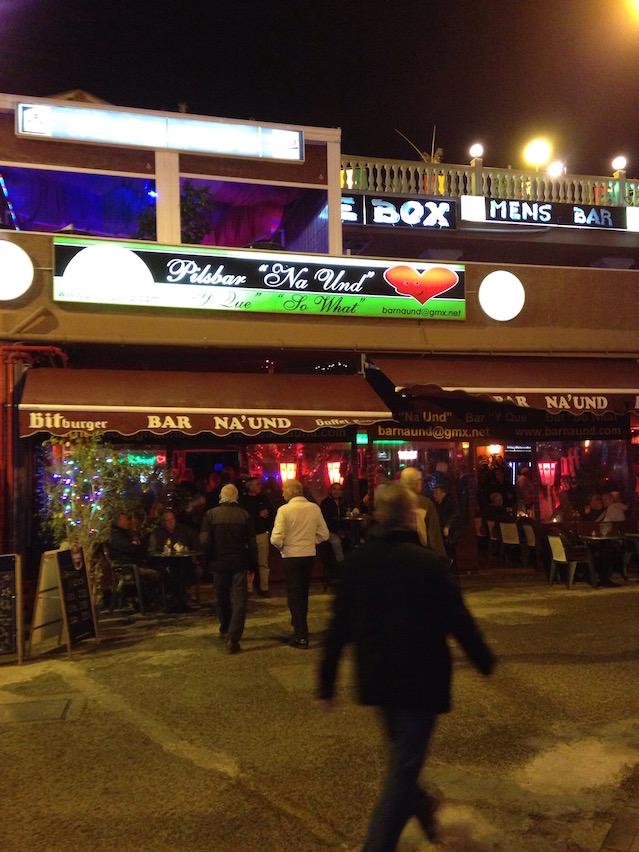 Yumbo Center: Schwule Bars & Clubs auf Gran Canaria