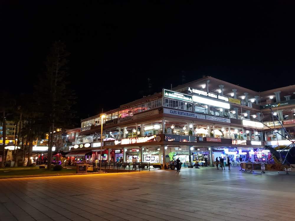Yumbo Centrum in Playa del Ingles: Paradies für schwule Männer