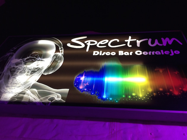 Spectrum: Gay Club und Bar in Corralejo auf Fuerteventura