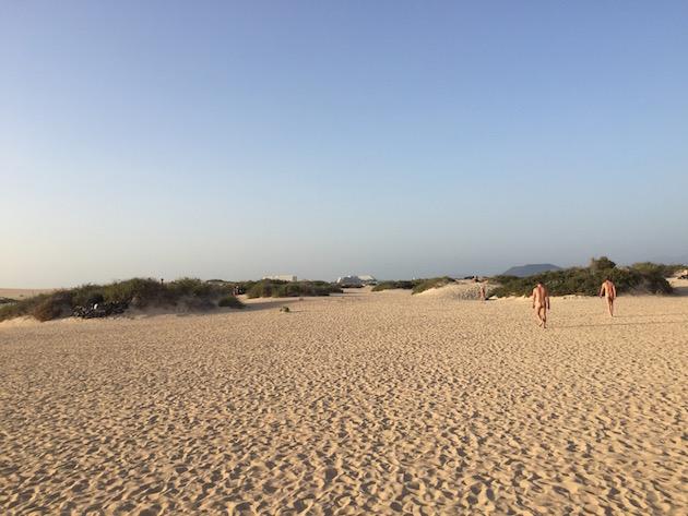 Fuerteventura: Gay Cruising in den Dünen von Corralejo
