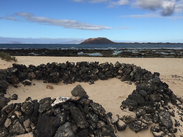 Stand von Corralejo: Beliebter Treffpunkt für schwule Urlauber auf Fuerteventura