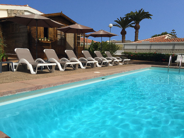Paso Chico Gay Bungalows auf Gran Canaria