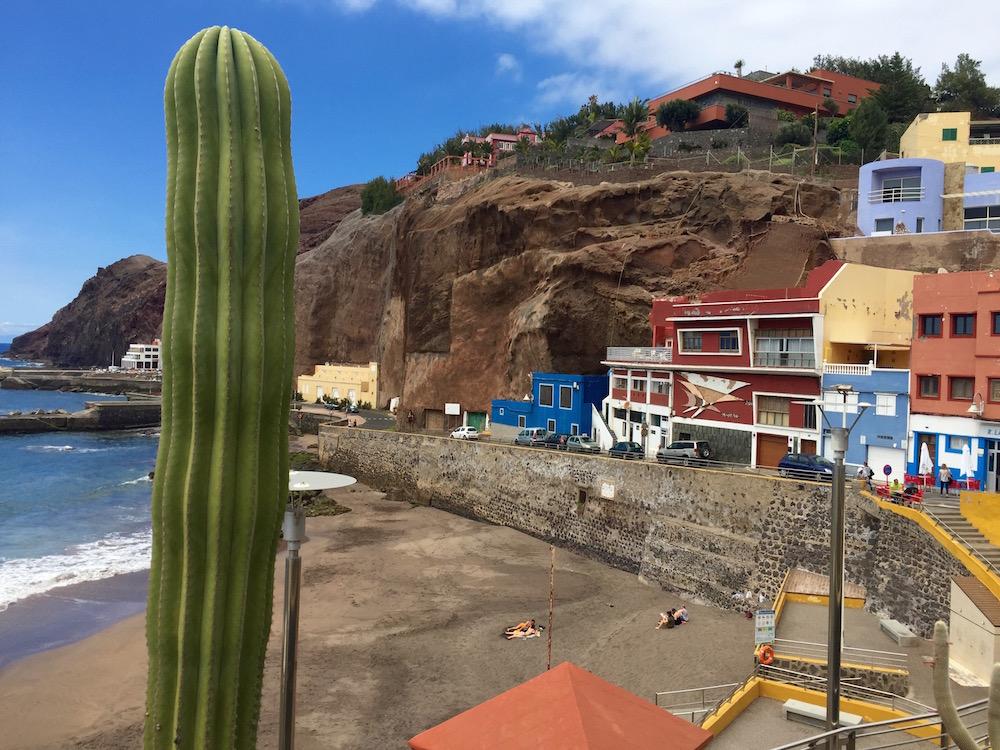 Das Fischerdorf Sardina del Norte auf Gran Canaria
