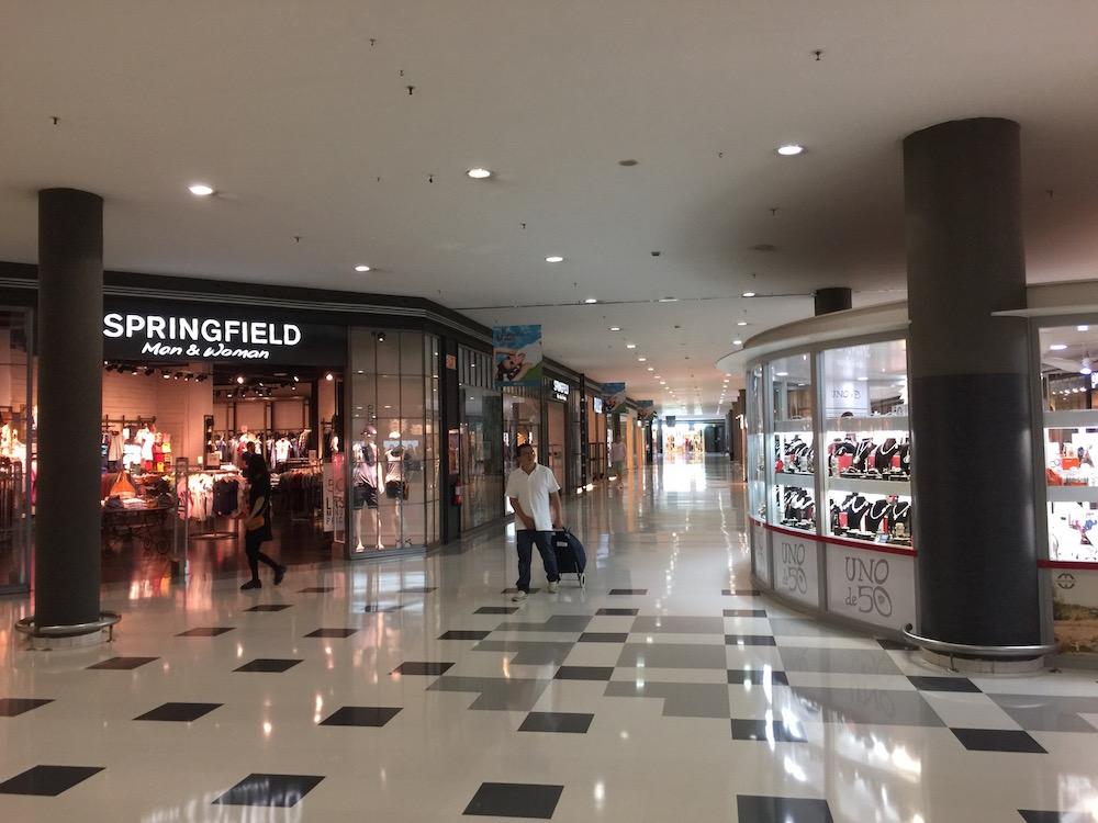 Shopping Center auf Gran Canaria: Atlantico