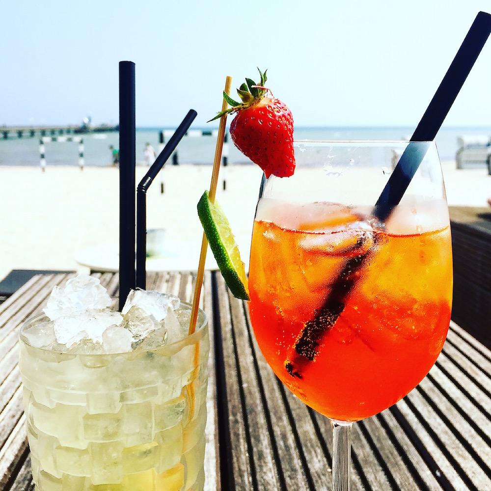 Grömitz: Cocktails und Chillen in der Ostseelounge