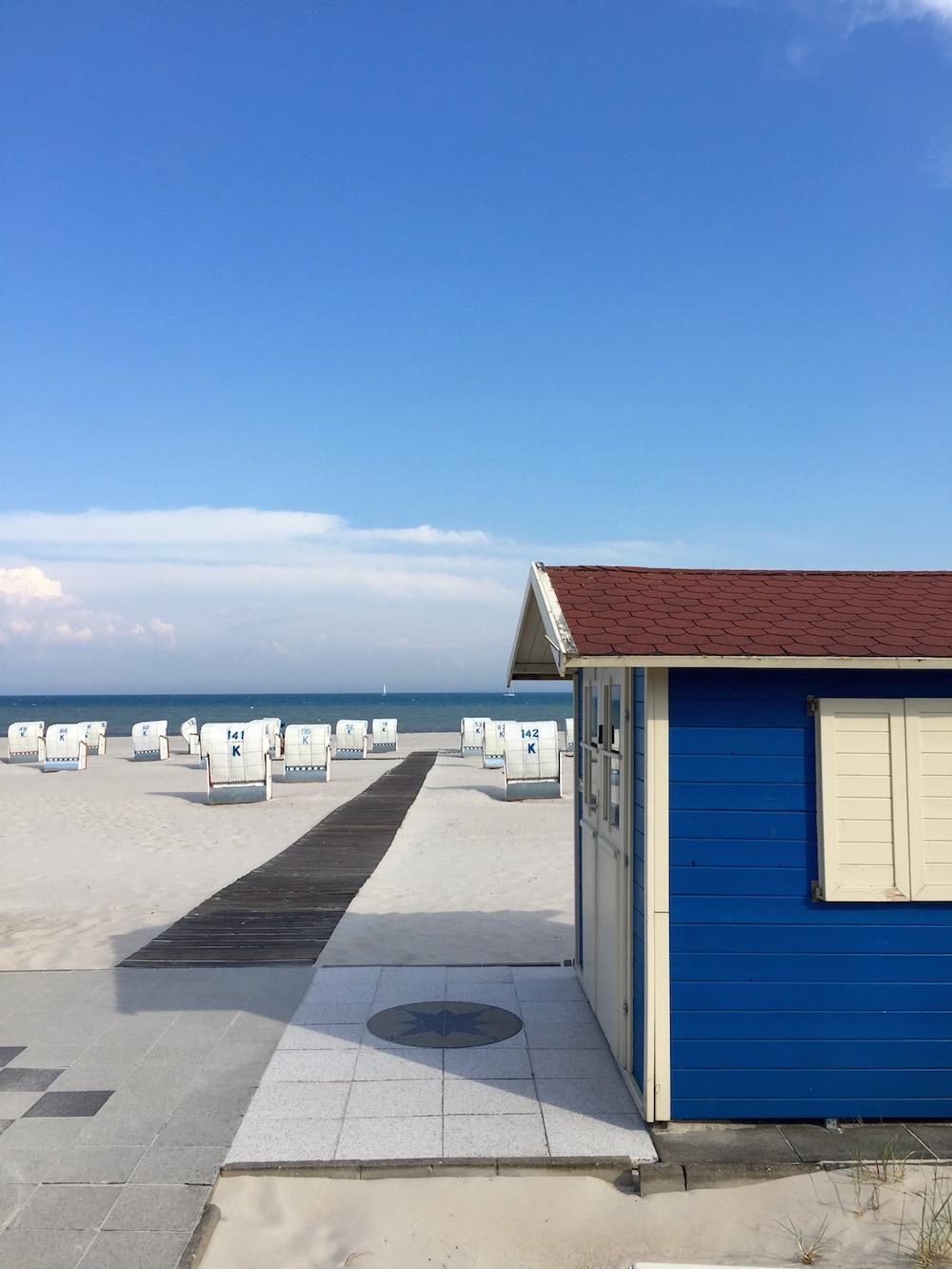 Strandkörbe mieten in Grömitz