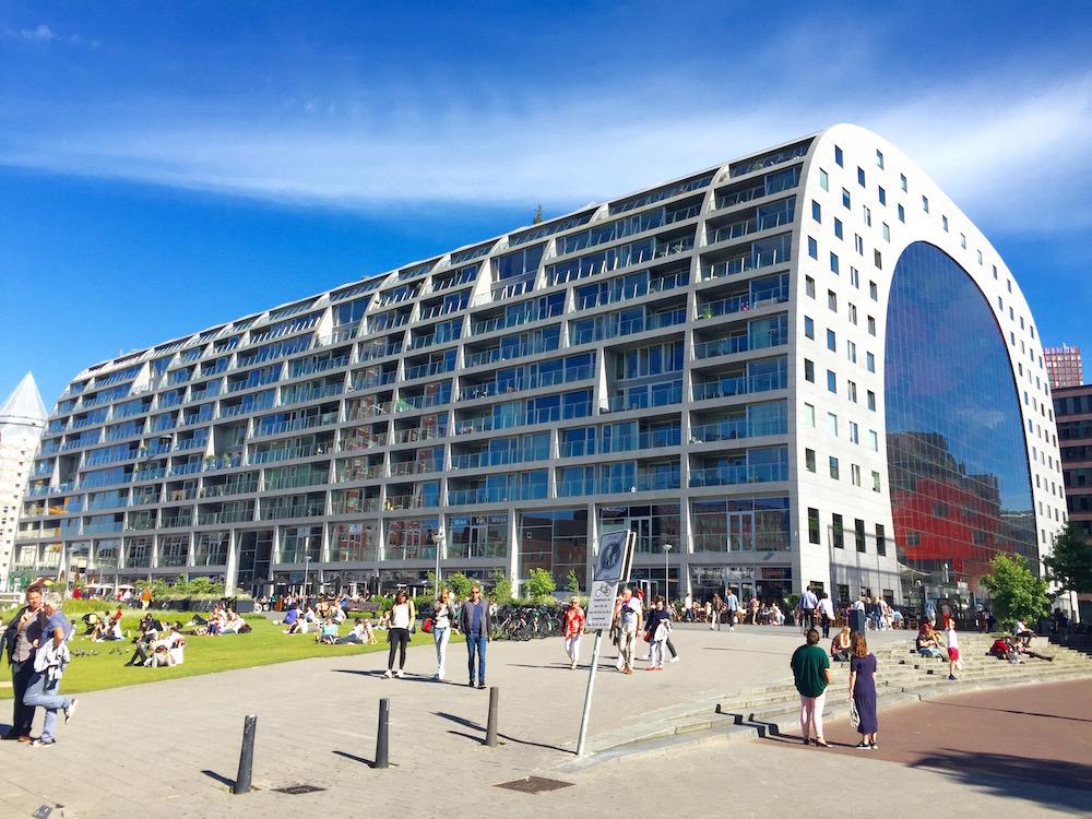 Reisebericht über meinen Städteurlaub in Rotterdam