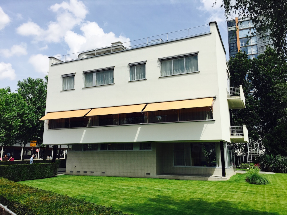 Villa Sonneveld im Museumpark Rotterdam