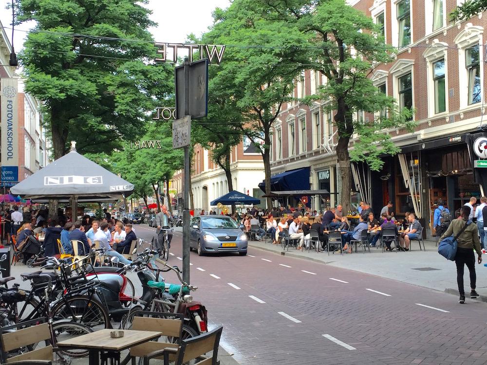 Witte de Withstraat: Kunst, Kultur und tolle Kneipen